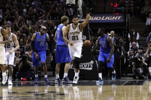 SPURS VS Mavericks