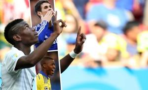 France v Nigeria - FIFA World Cup Brazil 2014 - Second Round