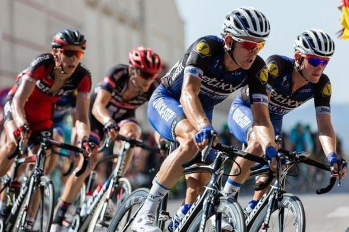 cyclisme, route du sud, Elia Viviani