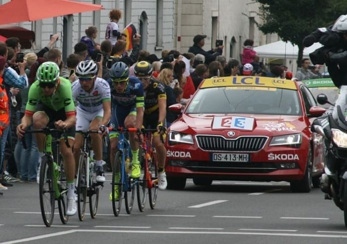 Tour de France 2017, 14e étape, Michael Matthews