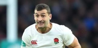 Rugby, Leicester, Jonny May