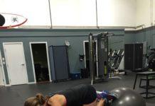sport santé, abdominaux, gainage