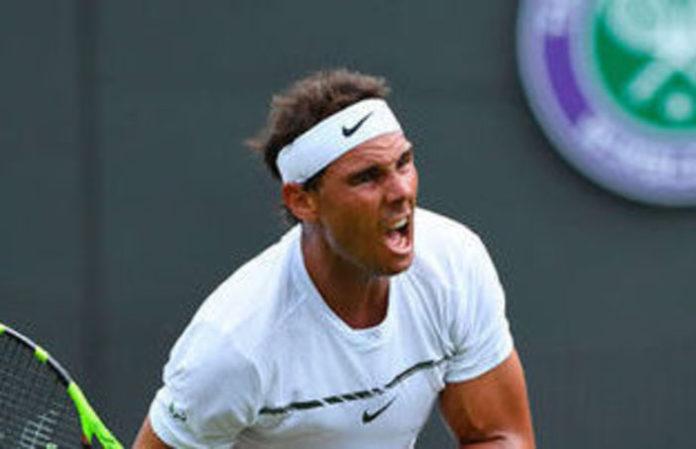 ATP de Pékin, Rafael Nadal, Nick Kyrgios
