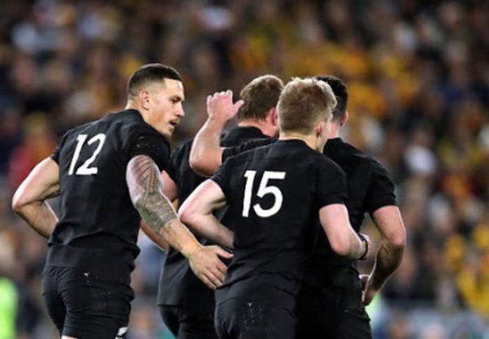 Rugby, All Blacks, XV de France