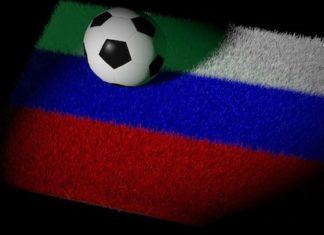football russe