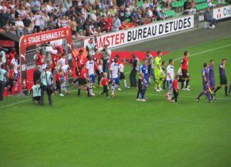 Rennes contre lyon