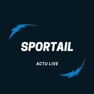 Sportail actualité sportive : Football, Basket, Tennis, Cyclisme, Formule 1, Handball, Natation, Rugby, Ski, Hockey