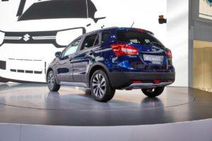 Suzuki S-cross disponible en France