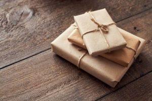 cadeau positif et écolo